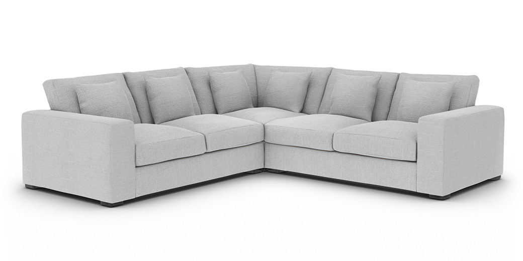 Manhattan Corner Unit corner unit sofa sofa - Raft Furniture, London