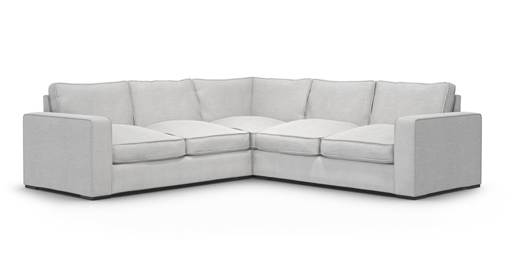 Marlowe Corner Unit corner unit sofa sofa - Raft Furniture, London